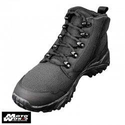 """Altai MFT200-ZS 6"""" Waterproof Side Zip Black Tactical Boots"""