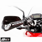 Barkbusters BHG04604NP Storm Handguard for Honda NC750X