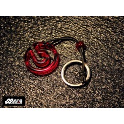 Brembo 99863706 Logo Key Ring