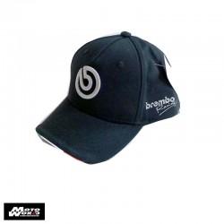 Brembo 99863718 Racing Black Cap