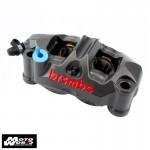 Brembo XA933A0 GP4 RR P4.32/36 Hard Anodized Titanium BilletCaliper