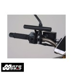 Daytona 77435 Black Multi Bar Holder Master Cylinder Clamp