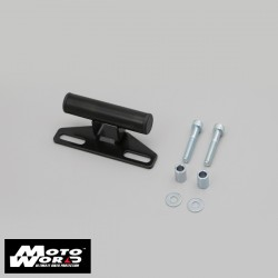 Daytona 92748 Black Multi Bar Holder Handle Post Clamp