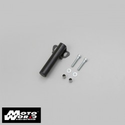 Daytona 92801 Black Multi Bar Holder Master Cylinder Clamp