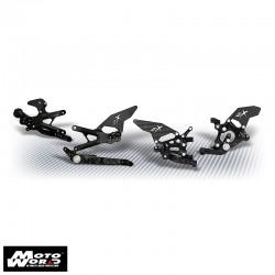Extreme BLRARSV4ARCS Adjuster Brake for Aprilia