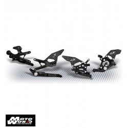 Extreme BLRHCBR1RARCS Evo 3 Brake for Honda CBR1000RR