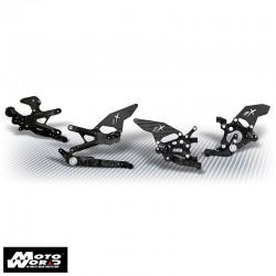 Extreme BLRHCBR6RARCR Evo 3 Brake for Honda CBR600RR