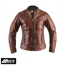 Helstons Razzia Leather Camel Jacket