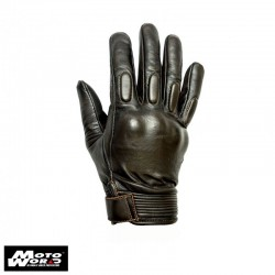Helstons Side Leather Gloves