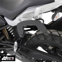 Hepco & Becker 63065070001 C-Bow Black Side Bracket for BMW G310GS
