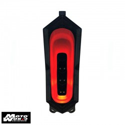 JST 50103CGLEDWS Integrated Smoke LED Tail Light for Yamaha R1 2015