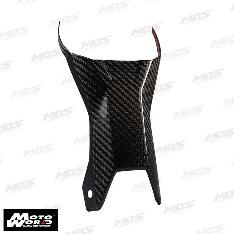 HMW H-XADV-HY003-C1 Carbon Fiber Rear Fender Stay Upper Cover for Honda X-ADV