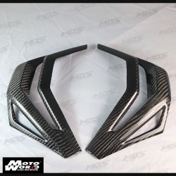 HMW H-XADV-HY006-C1 Carbon Fiber Air Duct Covers for Honda X-ADV