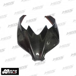 MOS Y-XM3-HY004-C01 Carbon Fiber Front Shield for Yamaha X-MAX