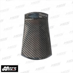 HMW Y-XM3-HY023-C01 Carbon Fiber Fuel Tank Lid Cover for Yamaha X-MAX