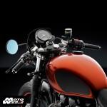 Rizoma GRDW222ZTH01B 22mm Urlo RS Ride By Wire Grips