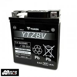 Yuasa YTZ8V Battery
