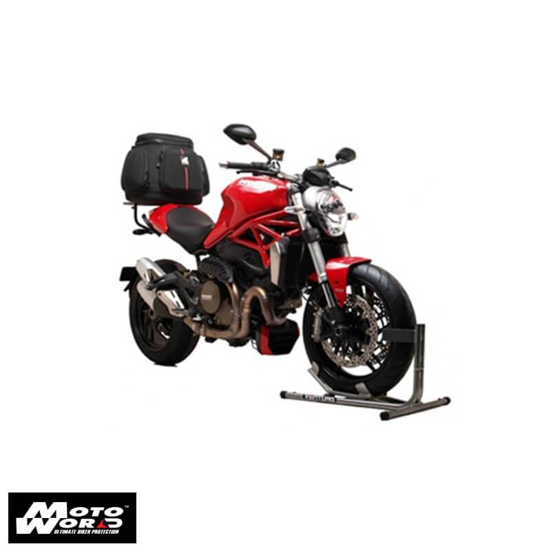 Ventura D041B L-Brackets for Ducati Monster 821/1200 14-16