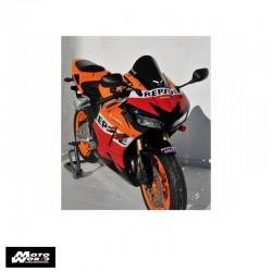 Ermax 070154140 Aeromax Grey Screen Windshield for Honda CBR600RR 13-17