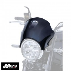 Ermax 1503S6865 Nose Screen Metallic Black Windshield for Z900RS 18
