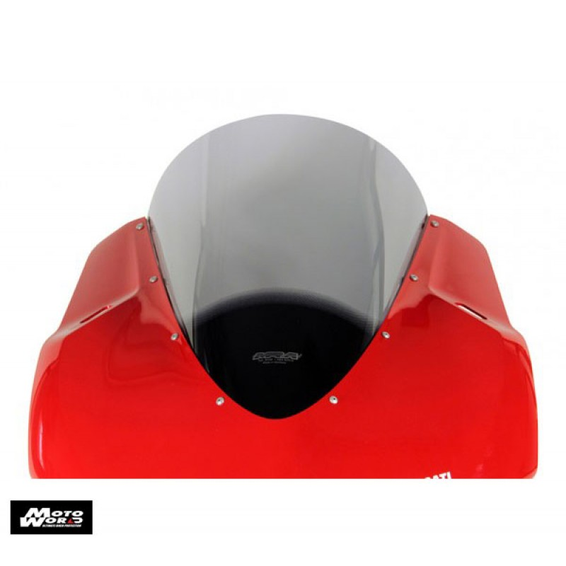 MRA Clear Racing Windscreen for Ducati 959/1299/S/R Panigale 15