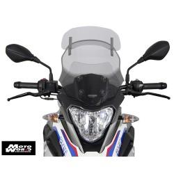 """MRA """"VT"""" Smoke Variotouringscreen for BMW G310GS/Adventure Tourer 17"""