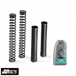 Matris FK111KS Front Fork Spring Kit for Kawasaki Versys 650 06