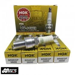 NGK BR8EGP Spare Spark Plug
