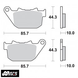 SBS 808HLS Brake Pad