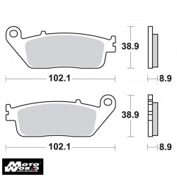 SBS 811LS Brake Pad