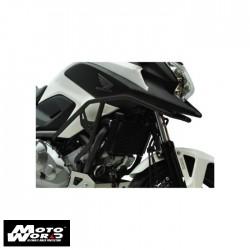 Crosspro 2CP12500110005 Aluminum Textured Black Trail Crash Bar for Honda NC700X 2012