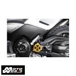DMV DIFHCYA01G Gold Frame Hole Cover