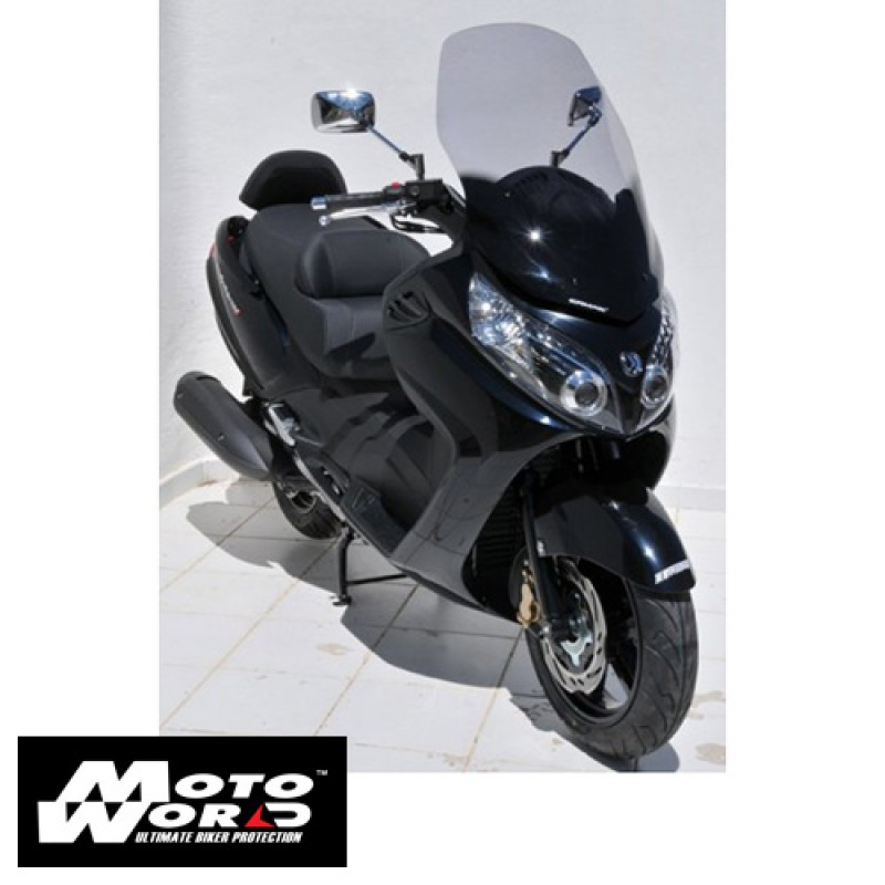 Ermax 018801012 Clear Scooter Windshield High Protection for Maxsym 400 600 11-17