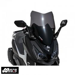 Ermax 038801454 Grey Sport Screen for Cruisym 125I 300I 18-19
