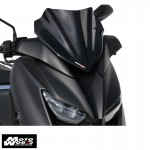 Ermax SS02Y8256 Dark Black Pare-Brise Supersport for X-Max 400 18-19