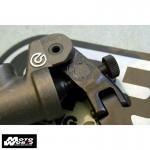 Brembo 110476075 19x18 Brake Master Cylinder with Folding Lever