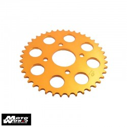 XAM A412441 520 Classic Rear Sprocket for KTM Duke125/200/TLR250R