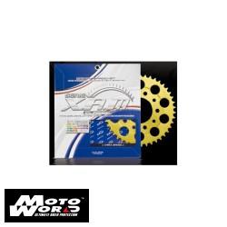 XAM A510639 Driven Sprocket for Honda 525-RVF400/750/VFR400R