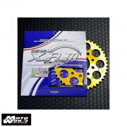 XAM A510640 Driven Sprocket for Honda 525-RVF400/750/VFR400R