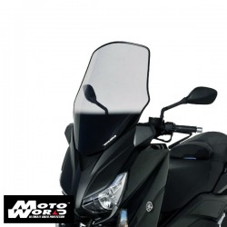 Ermax 010154060 Silver Wing Grey Scooter Windshield for Honda FJS400 01-08 and 01-10