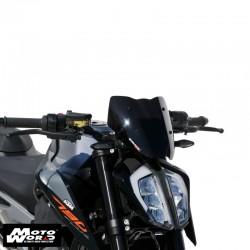 Ermax 0354K06 Nose Screen Sport for KTM 790 Duke 18-19