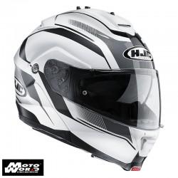 HJC IS MAX 2 Elements MC10 Modular Motorcycle Helmet