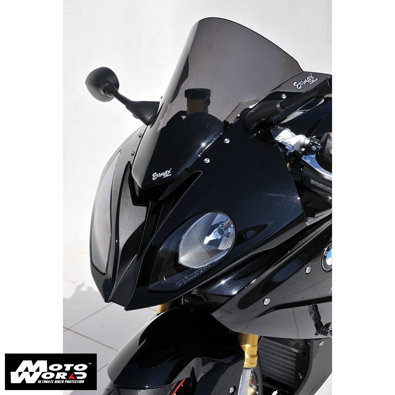 Ermax 071003037 Light Black Aeromax Screen for BMW S1000RR 15-18