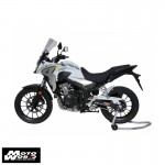 Ermax 7301T0600 Unpainted Rear Hugger for Honda CB500X 2019