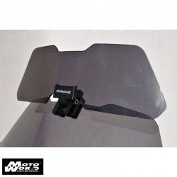 Ermax 010502003 Smoke Clip and Flip Universal Screen Deflector with Fitting Kit