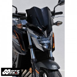 Ermax 0301S8803 Light Black Sport Nose Screen for Honda CB650F 17-18