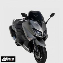 Ermax HY0203110 Hyper Sport Light Black 35cm Windshield for TMax 12-16