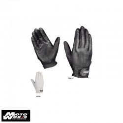Komine GK-725 Leather Police Glove