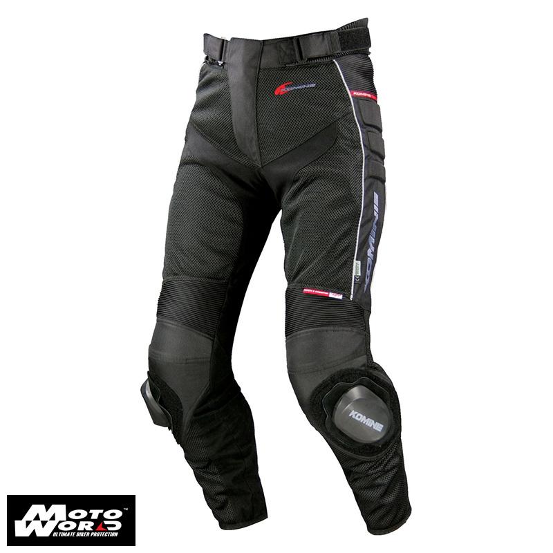 Komine PK-708 Neo Knee Slider Mesh Pants