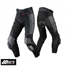 Komine PK-709 Knee Slider Leather Mesh Pants